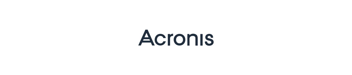 Acronis Software