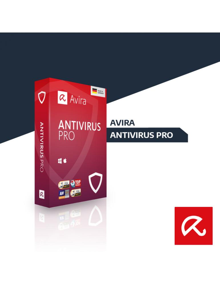 Avira Antivirus Pro 1 PC | 1 Ano