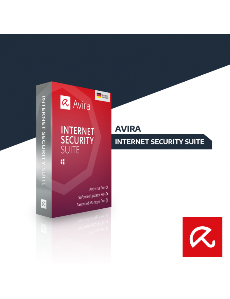Avira Internet Security Suite 1 PC | 1 Ano