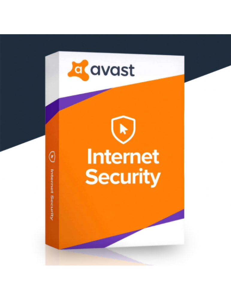 Avast Internet Security 1 PC | 1 Ano