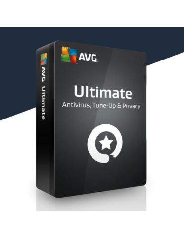 AVG Ultimate | 1 PC + VPN |...