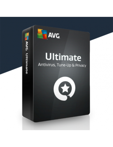 AVG Ultimate | 1 PC + VPN | 1 Ano