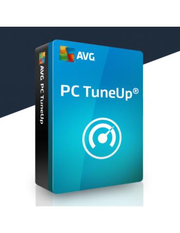 AVG PC Tune Up 1 PC | 1 Ano