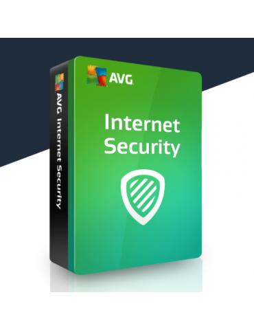 AVG Internet Security 10 PC's | 1 Ano