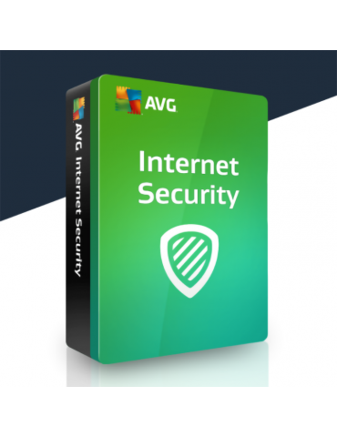 AVG Internet Security 3 PC's | 1 Año