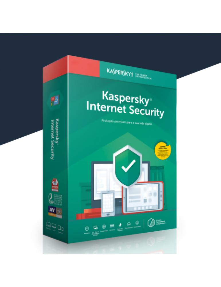 Kaspersky Internet Security 1 PC   1 Ano