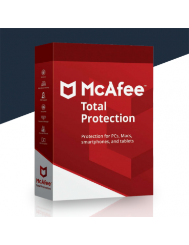 Mcafee Total Protection 10...