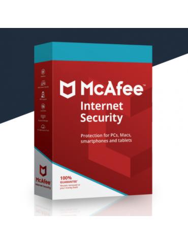 Mcafee Internet Security 10...