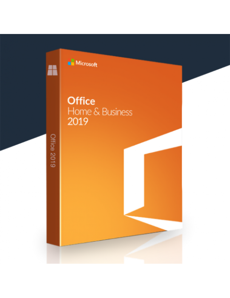 Microsoft Office 2019 Home & Business 1 PC