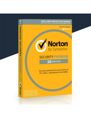 Norton Security Premium 10...