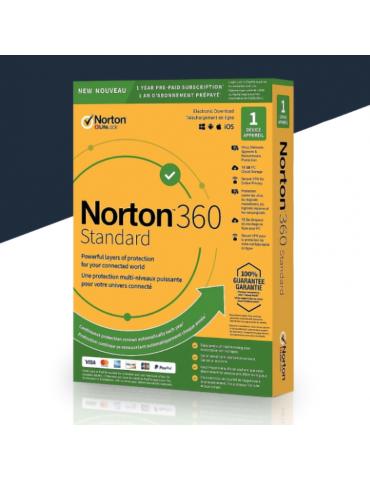Norton 360 Standard 1 PC |...