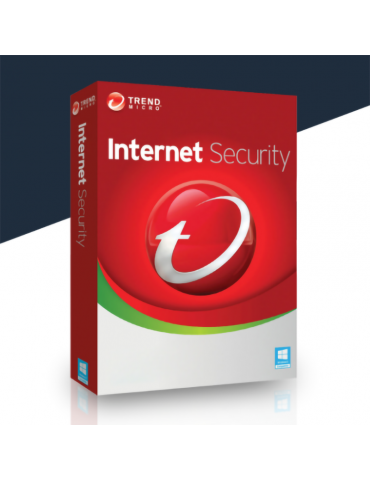 Trend Micro Internet Security 3 PC's | 1 Ano