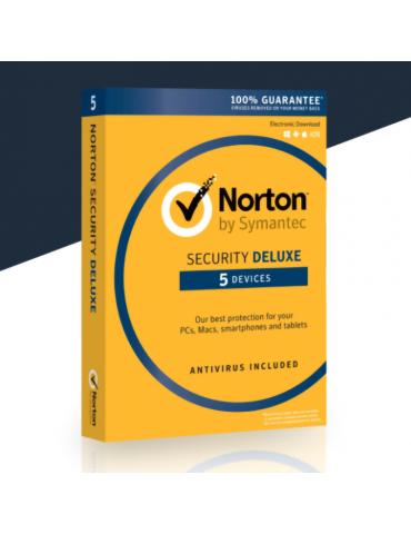 Norton Security Deluxe 5...