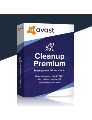 Avast Cleanup Premium 3 PCs...