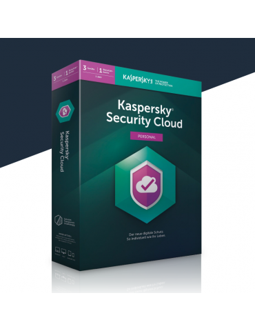Kaspersky Security Cloud 3...