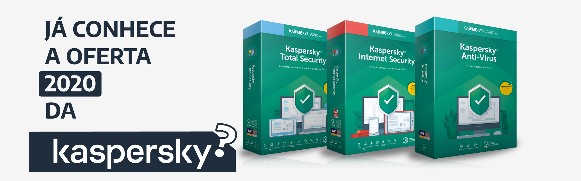 Oferta Kaspersky 2020