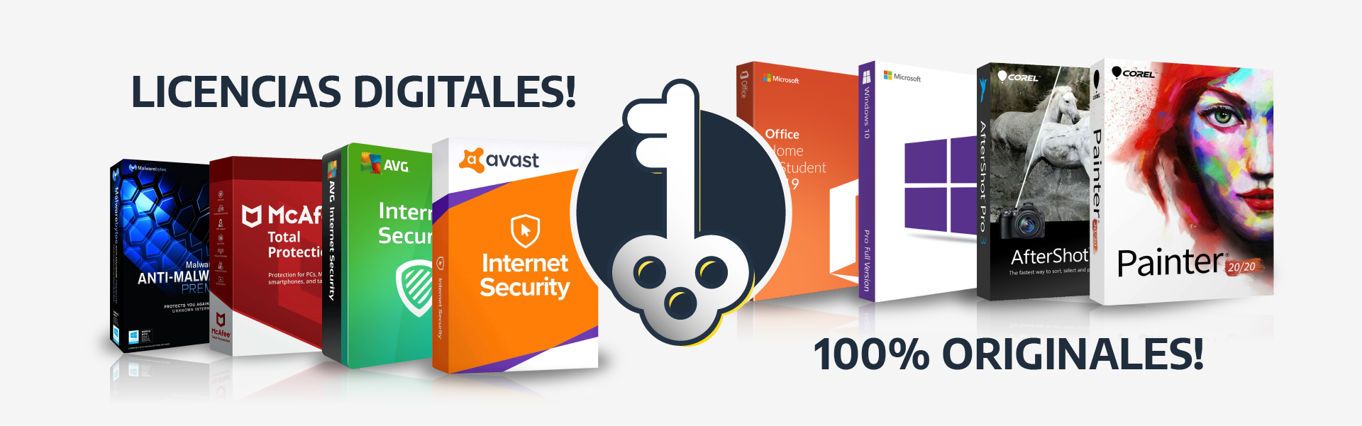 ¡Licencias Digitales! ¡100% Originales!